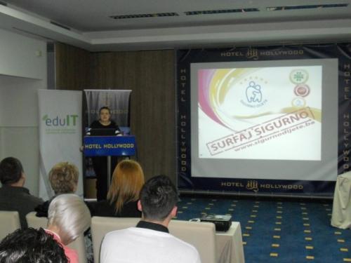 "Seminar ""Društvene mreže u sistemu obrazovanja - prednosti i mane"""